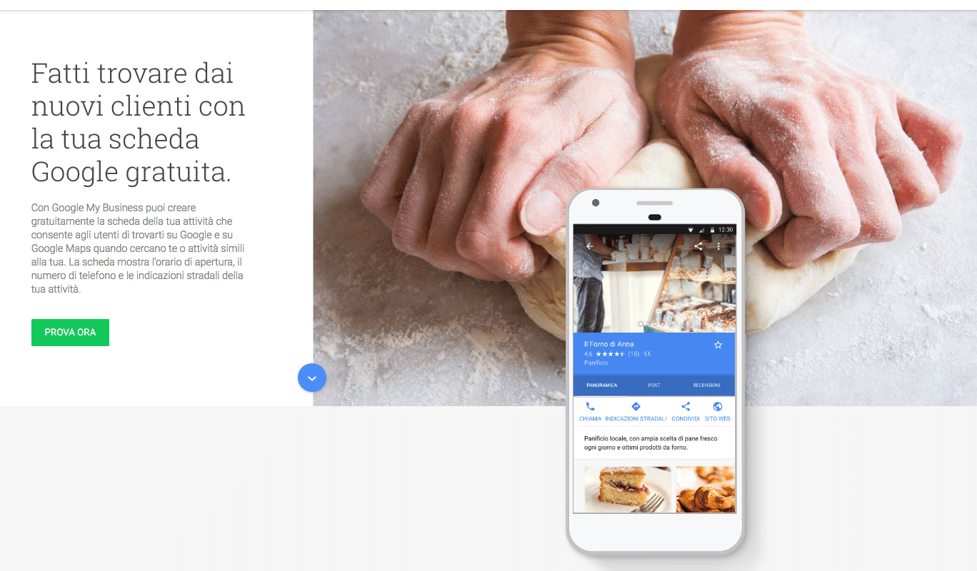Come e perché fare un post su Google My Business