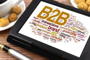 b2b social shopping