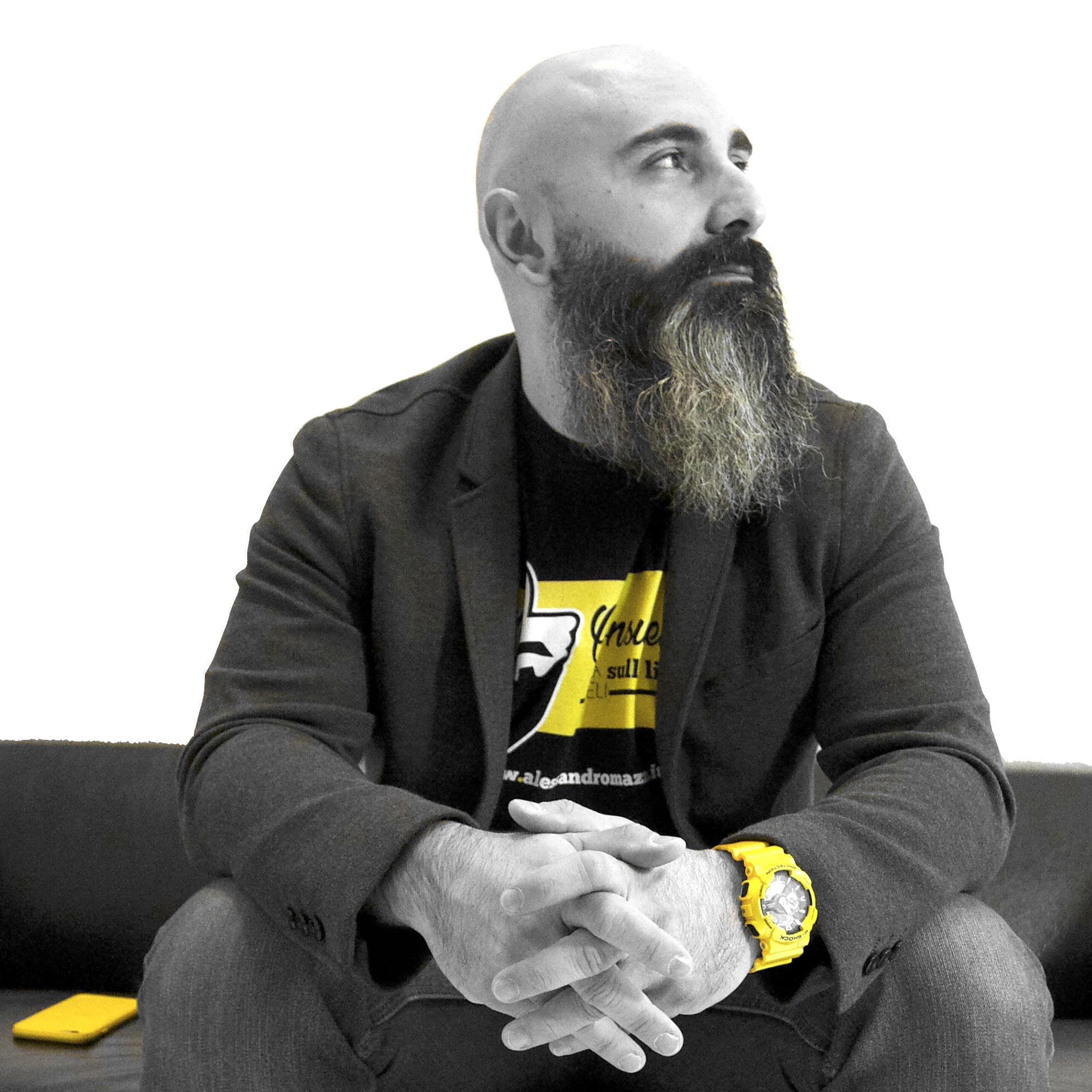 Alessandro Mazzù Digital Mindset a Firenze