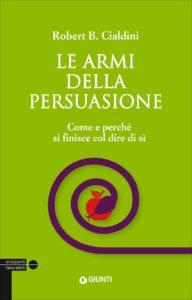 Copertina le armi della persuasione